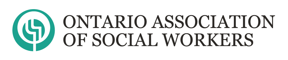 Ontario Association of Social Workers Logo